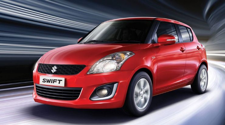The Swift – One and only Champion among Hatchbacks